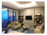Sewa dan Jual Apartemen District 8 SCBD 3  BR Fully Furnished