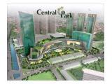 Disewakan Harian, Bulanan, Tahunan Apartemen Central Park Residence, Jakarta Barat – 3+1 BR Full Furnished