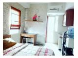 Disewakan Apartemen Margonda Residence 4 Depok – Type Studio Hoek Full Furnished