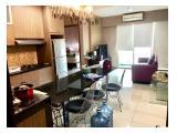 Salah satu kitchen dan living room 3Br