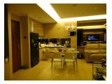 Sewa / Jual Apartemen Sudirman Park – 3 BR Furnished – Harian / Bulanan / Tahunan