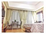Disewakan Apartemen Bintaro Plaza Residences - Studio Type with exclusive interior