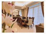 Jual / Sewa Apartemen Botanica Simprug – 2 BR / 3 BR / Combined Unit Furnished & Semi Furnished