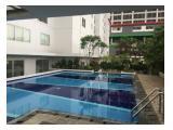 Disewakan Unit 1Bedroom Full furnish Apartemen bassura city Lengkap dengan semua fasilitas rumah tangga