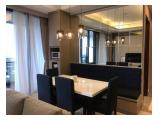 Disewakan Apartment Residence 8 Senopati 1/2/3 BR - Full Furnished