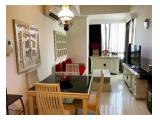 Disewakan Denpasar Residences – Kuningan City - 1/2/3 BR Full Furnished