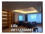For Rent Apartment Pakubuwono Spring 3BR+1 Fully Furnished Middle Floor Very Nice Unit