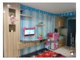 Disewakan Transit / Harian/ Mingguan Apartemen Paragon Village - 1/2 BR Fully Furnished