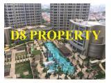 Sewa Apartemen Taman Anggrek Residences – Tersedia untuk tipe 3 BR, 2 BR, 1 BR dan Studio, Furnished dan Semi Furnished