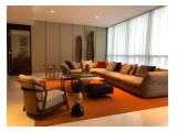 Jual / Sewa Apartemen di Area Shangri-La Hotel – Casa Domaine, 2 BR & 3 BR Brand New Fully Furnished