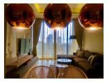 Disewakan Apartemen La Vie All Suite Kuningan, Jakarta Selatan – Brand New 2 BR Nice Fully Furnished & Luxurious