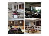 Sewa /Jual Apartemen Sailendra Mega Kuningan Jakarta Selatan – 3+1 / 4 BR  Semi / Full Furnished