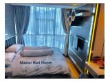Sewa Apartemen Casa Grande Residences Phase 2 – New Tower Angelo 2+1 BR 76 m2 Fully Good Furnished