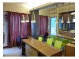 Disewakan Apartemen Sudirman Park, Karet, Jakarta Pusat – 2 BR Fully Furnished
