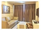 For Rent Casa Grande Residence 1 bedroom South Jakarta