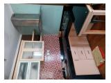 Disewakan 1 bedroom Sudirman Park unit rapi dan bersih