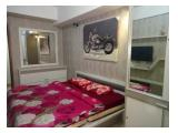 Sewa Harian Apartemen Green Lake View Ciputat – Type Studio 23 m2 Fully Furnished Free Wifi