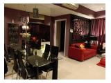 Disewakan Apartemen Casa Grande Residence Tower Mirage 2 Bedrooms Luas 74 SQM Fully Furnished