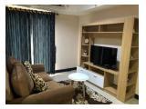Disewakan Apartemen The Wave Rasuna Epicentrum, Jakarta Selatan – 2 BR 60 m2 Full Furnished by Prasetyo Property