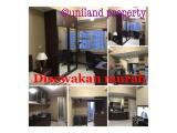 Sewa Apartemen Seasons City, Type 2+1BR Full furnish Luas 67m2, View Selatan doble View, Grogol, Tambora, Jembatan Besi, Jakarta Barat.