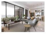 Sewa Apartemen 1Park Avenue Gandaria, Jakarta selatan 2BR/ 2+1BR/ 3BR Fully Furnished