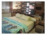 Disewakan Harian/Bulanan Apartemen Bintaro Icon Tangerang Selatan - Studio Full Furnished