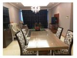 Sewa Apartemen Kempinski Private Residence 2 Bed Room Full Furnished Bundaran HI Grand Indonesia Jakarta Pusat
