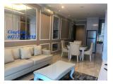 Apartemen Disewakan – Residences 8 at SCBD Senopati Jakarta, Fully Furnished/ Semi Furnished – Type 1, 2 & 3 Bedrooms