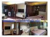 Disewa Apartemen Tamansari HIVE - All Type Studio, 1BR & 2BR Minimal 6 Bulan Up to 1 Tahun - Lokasi Jakarta Timur