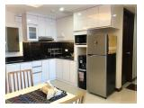 Disewakan Apartemen Casa Grande Residence|2BR|76sqm|Full Furnished Brand New|Connected Mall Kota Kasablanka Jakarta Selatan