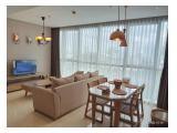 Disewakan Apartemen Ciputra World 2, Jakarta Selatan - Tower Residence 2 BR Full Furnished Gaya Modern Dan Banyak Unit