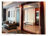 For Rent Apartemen Residence 8 Senopati Jakarta Selatan – 2 BR 133 m2 Full Furnished