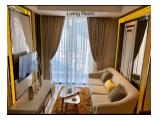 Disewakan Apartemen Casa Grande Residence Phase II – Tower Angelo – 2+1 BR 76 m2 Brand New Fully Furnished by Prasetyo Property