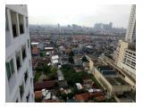 Disewakan Apartemen Type Studio Thamrin Residence Jakarta Pusat Full Furnished