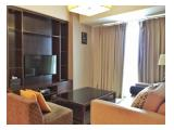 Disewakan Apartemen Casa Grande Residence Tower Montana 3+1 Bedrooms Luas 117 SQM Fully Furnished and Good Furnished