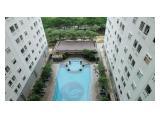 Apartemen Disewakan – Green Pramuka City