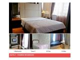 THAMRIN RESIDENCE Apartment Thamrin City Central Jakarta for Monthly / Yearly Rent – 1 BR / 2 BR / 3 BR High Floor neat & Furnished