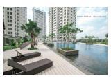 Disewakan Apartemen depan Mall SMS Gading Serpong tipe 2BR - Apartemen M Town by Summarecon