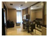 RENT APT. SUDIRMAN SUITES JAKARTA 72mtr, NEW AND LUXURIOUS FULLY FURNISHED