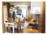 Disewakan Apartemen Trivium Terrace Lippo Cikarang 2 Bedroom Full Furnish
