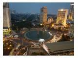DISEWAKAN APARTEMEN KEMPINSKI RESIDENCE GRAND INDONESIA, 2BR/3BR FULL FURNISHED