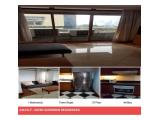 For Rent Monthly & Yearly SAHID SUDIRMAN RESIDENCES Apartment at South Jakarta – 1 BR / 2 BR / 3 BR Luxurious Furnished