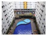 Di Jual Apartemen Type Studio The Green Pramuka