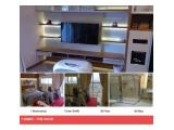 The Wave Apartment Rasuna Jakarta for Monthly & Yearly Rent – 1 BR / 2 BR Coral & Sand Tower Furnished