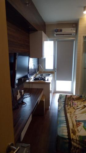 Specialist Rental Educity Apartment Studio Full Furnished