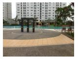 Studio room in Kalibata city with swimming pool