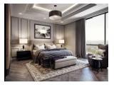 Sewa dan jual Apartemen La Vie All Suites – 2 BR / 2+1 BR /  3 BR Full Furnished All Brand New