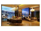 Disewa Cepat & Murah Apartemen Anandamaya Residences at Sudirman – 2 BR / 3 BR / 4 BR Type Deluxe, Suite, Grande, Signature Stock Terlengkap