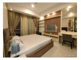 Jual / Sewa Apartemen Taman Anggrek Residences – Studio / 1 / 2 / 3 / 1+1 / 2+1 / 3+1 Fully Furnished