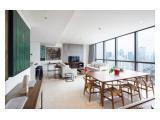 Disewakan Casa Domaine Apartment at Shangri-La Hotel Area - 2 Bedroom Brand New Furnished Negotiable Price